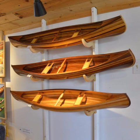 Build Your Own Scale Model Canoe with Brent Kirkham