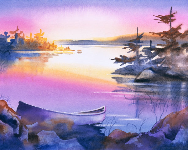 Makers Rendezvous: Watercolour Workshop with Joyce Burkholder