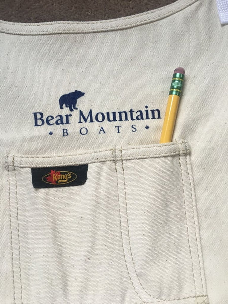 Bear Mountain Apron (Teds Favourite)