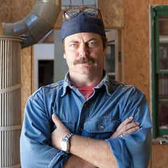 Canoecraft Companion Dvd With Nick Offerman