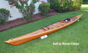 Endeavour 17 Kayak Plan