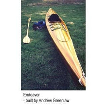Load image into Gallery viewer, Endeavour 17 Kayak Plan