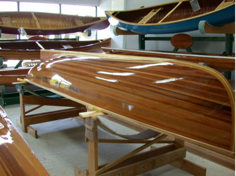 Ontario Whitehall 16' Rowing Boat