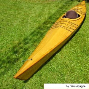 Resolute 166 Kayak Plan