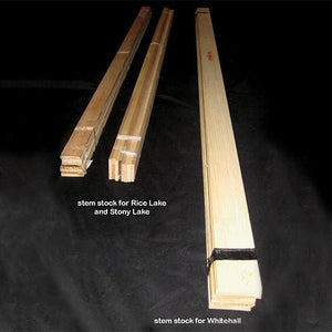 Stem Stock For Rowing Boats