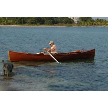 Stoney Lake Double Ended Rowing Boat