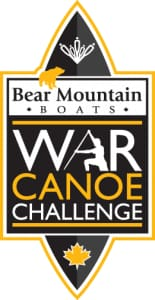 2013 War Canoe Challenge sponsored by Bear Mountain Boats