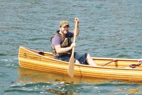 How To Launch A Canoe From A Third-Storey Window With Nick Offerman