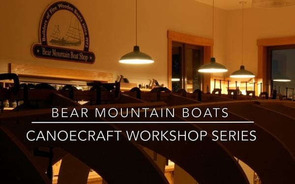 Canoecraft Workshop Series Available On Youtube