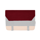 Customization Oxdin Joven Sleeve M Square Cover Burgundy