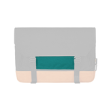 Customization Oxdin Joven Sleeve M Square Pouch Turquoise