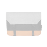 Customization Oxdin Joven Sleeve M Square Pouch White