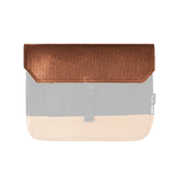 Customization Oxdin Joven Sleeve S Square Cover Brown