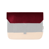 Customization Oxdin Joven Sleeve S Square Cover Burgundy