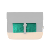 Customization Oxdin Joven Sleeve S Square Pouch Green