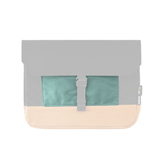 Customization Oxdin Joven Sleeve S Square Pouch Turquoise
