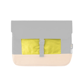Customization Oxdin Joven Sleeve S Square Pouch Yellow