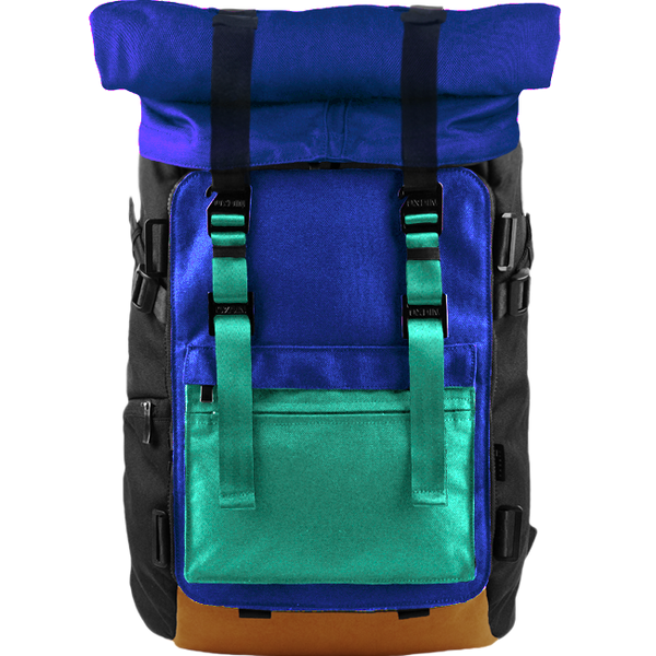 Customize Oxdin Venix Roll-top Backpack Sample 03