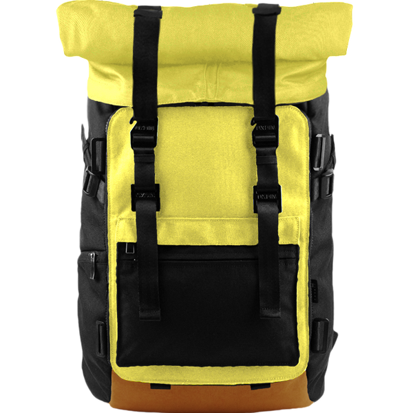 Customize Oxdin Venix Roll-top Backpack Sample 10