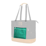 Customization Oxdin Shannon Tote Square Pouch Green