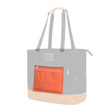 Customization Oxdin Shannon Tote Square Pouch Rust
