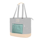 Customization Oxdin Shannon Tote Square Pouch Turquoise