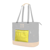 Customization Oxdin Shannon Tote Square Pouch Yellow