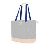 Customization Oxdin Shannon Tote Square Straps Blue