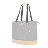 Customization Oxdin Shannon Tote Square Straps Grey