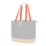 Customization Oxdin Shannon Tote Square Straps Rust