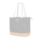 Customization Oxdin Shannon Tote Square Straps White