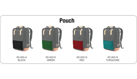 OXDIN MORLEY TOTEPACK POUCH CUSTOMIZATION 01