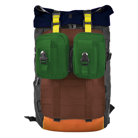 OXDIN VENIX ROLL-TOP MOLLE PLUS COMBINATION SAMPLE 05