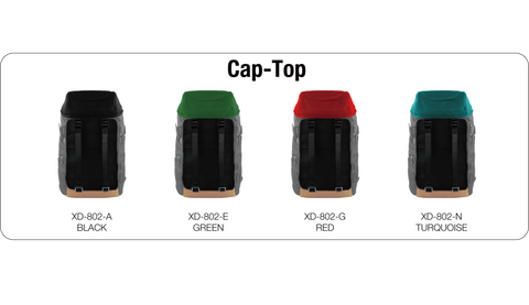 OXDIN VENIX CAP TOP MOLLE COMBINATION TOPPING SAMPLE
