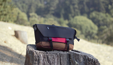 OXDIN HAROLD MESSENGER BAG