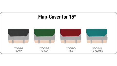 OXDIN JOVEN SLEEVE COMBINATION FLAP COVER 15