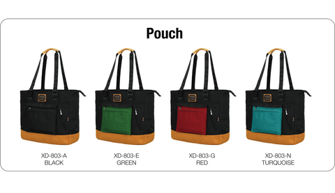 OXDIN SHANNON TOTE CUSTOMIZATION