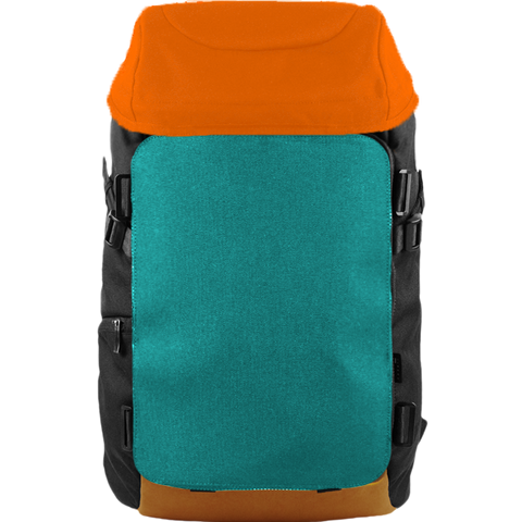 Oxdin Venix Backpack Captop Plain COMBINATION SAMPLE 01