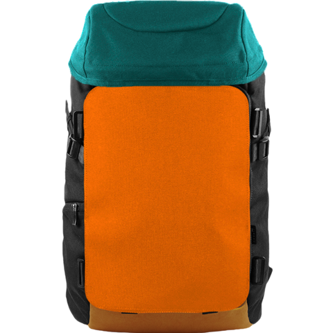 Oxdin Venix Backpack Captop Plain COMBINATION SAMPLE 04