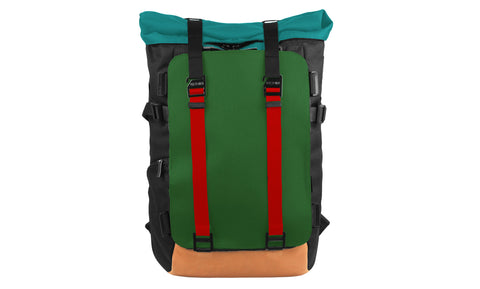 Oxdin Venix Backpack Roll-Top Plain XD-104 Customization Sample 03