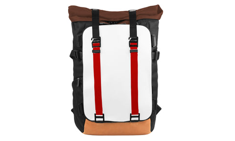 Oxdin Venix Backpack Roll-Top Plain XD-104 Customization Sample 04