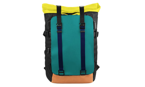 Oxdin Venix Backpack Roll-Top Plain XD-104 Customization Sample 05