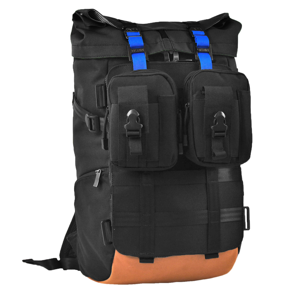 Oxdin Venix Roll-Top Molle Backpack XD-106-4-A-FBED