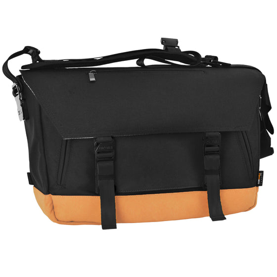 Oxdin Harold Messenger Medium XD-200-4-A-AAAA BLACK