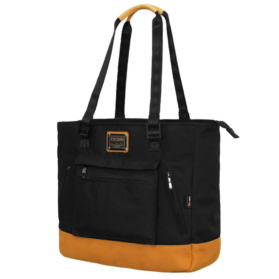 Oxdin Shannon Tote XD-350-4-A-AA BLACK