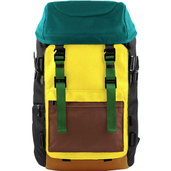 Oxdin Venix Cap-Top Backpack XD-101-4-A-FNLE