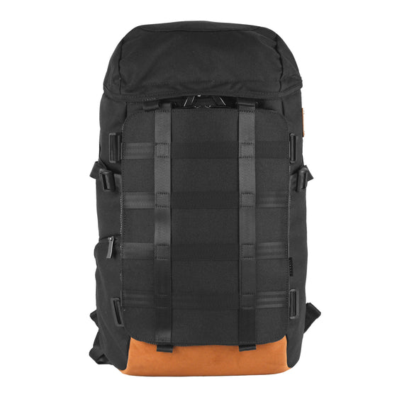 Oxdin Venix Cap-Top Molle Backpack XD-103-4-A-AAAA  BLACK