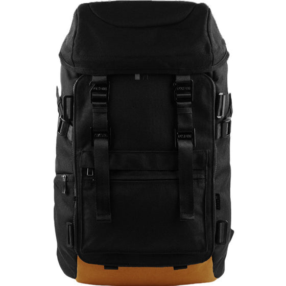 Oxdin Venix Cap-Top Backpack XD-101-4-A-AAAA BLACK