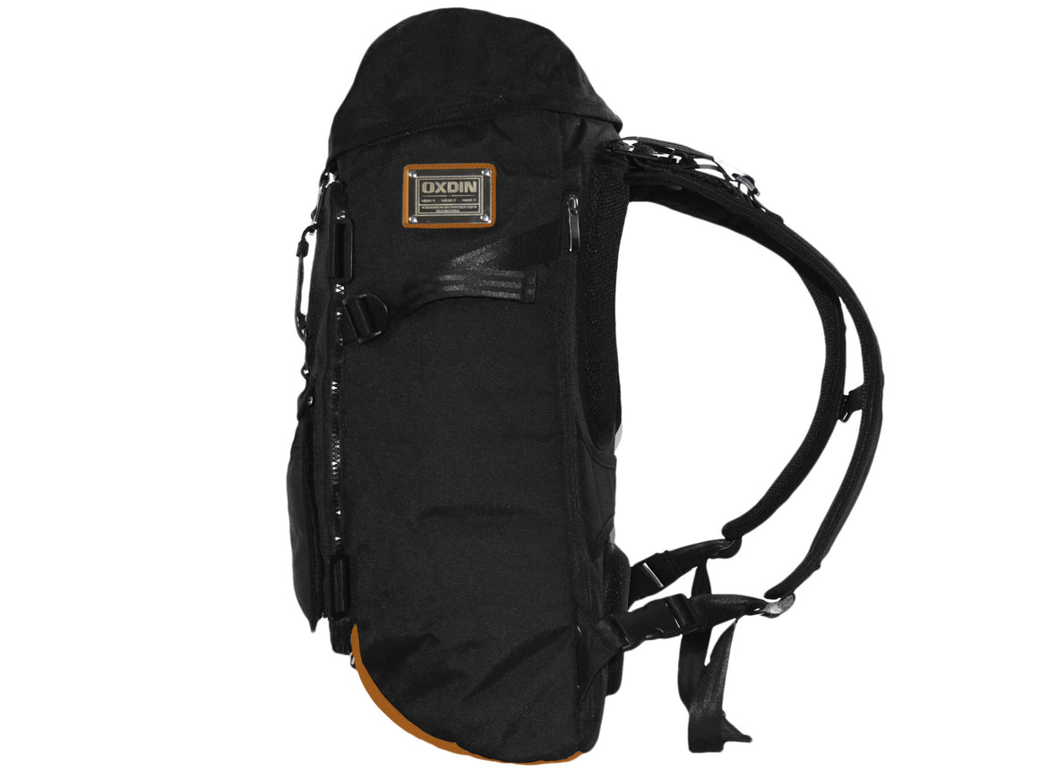 Oxdin Venix Cap-Top Backpack XD-101-4-A-LCGN