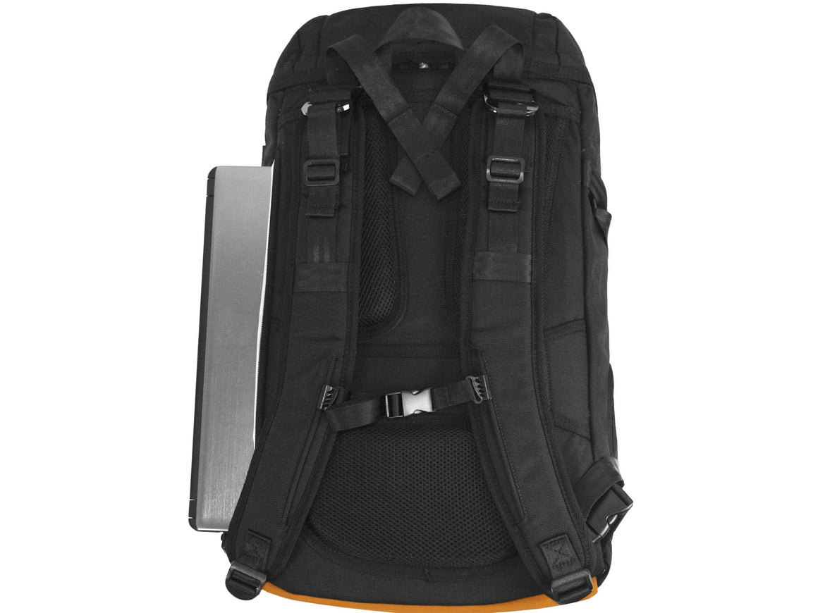 Oxdin Venix Cap-Top Backpack XD-101-4-A-EGNC
